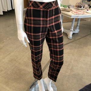 Plaid trouser from Trina Turk.